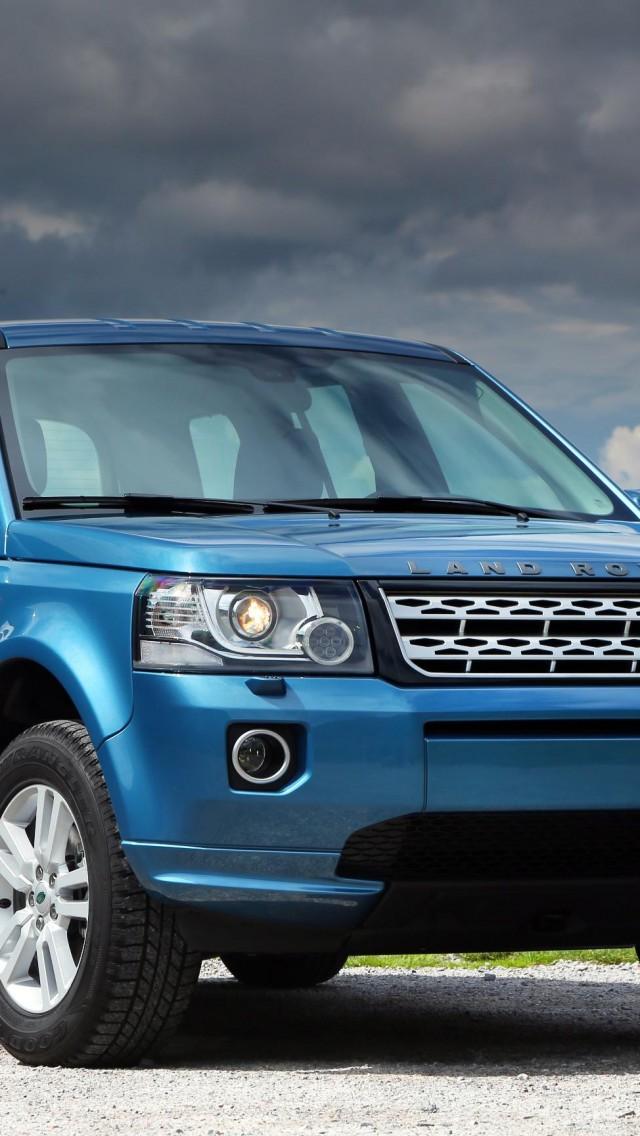 2013 Land Rover Freelander 2 HD Wallpaper