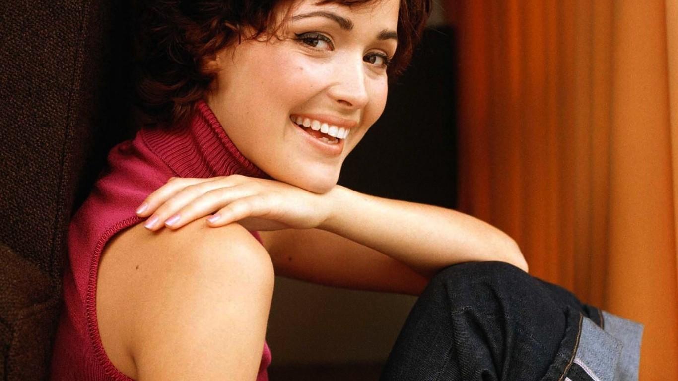 Rose Byrne   nice smile   HD HD Wallpaper