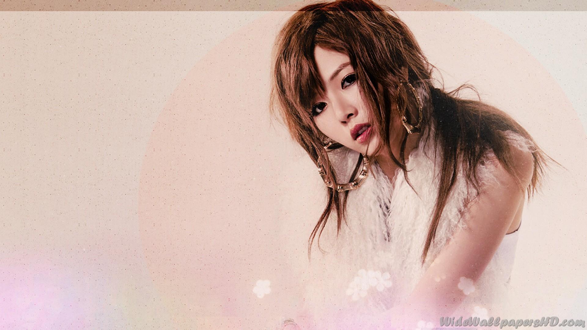 Hyuna in Pink 1080p Hyuna HD Wallpaper