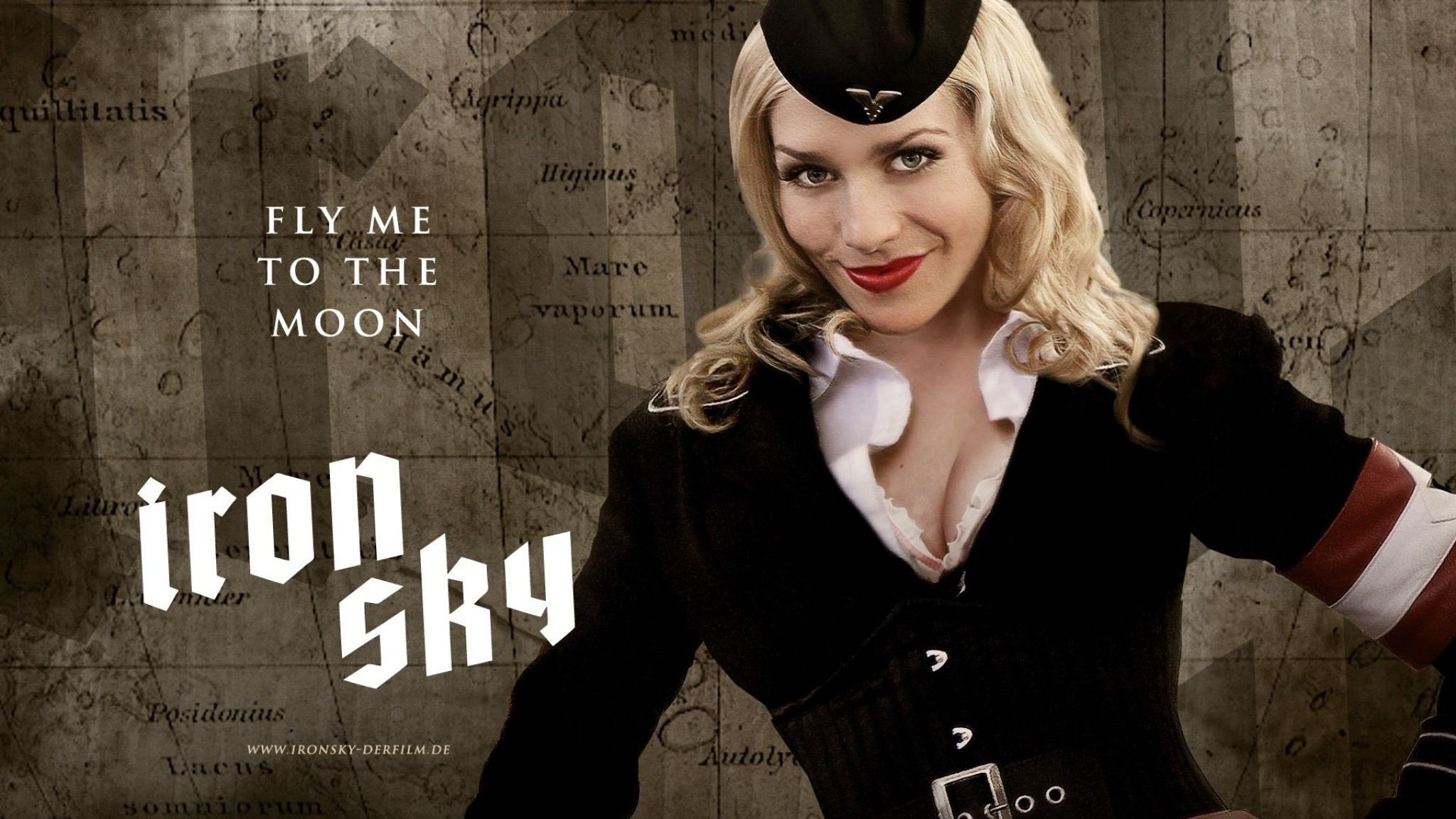 Iron Sky HD Wallpaper