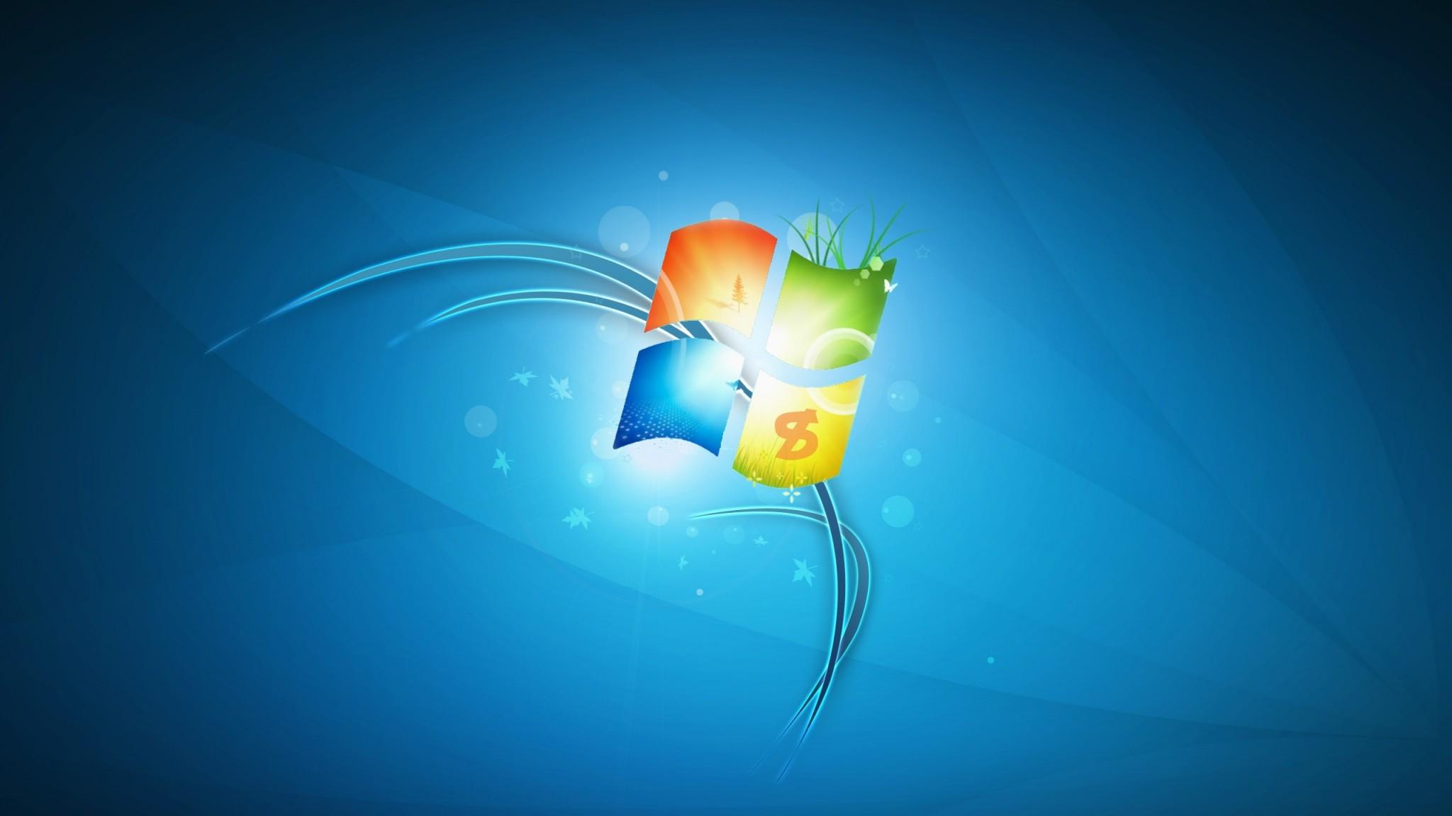 Windows 8 Natural Background HD Wallpaper