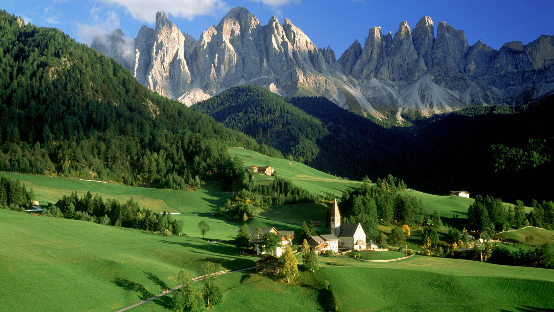 Susa val di funes dolomites wallpaper picture 1920x1080 hd wallpaper