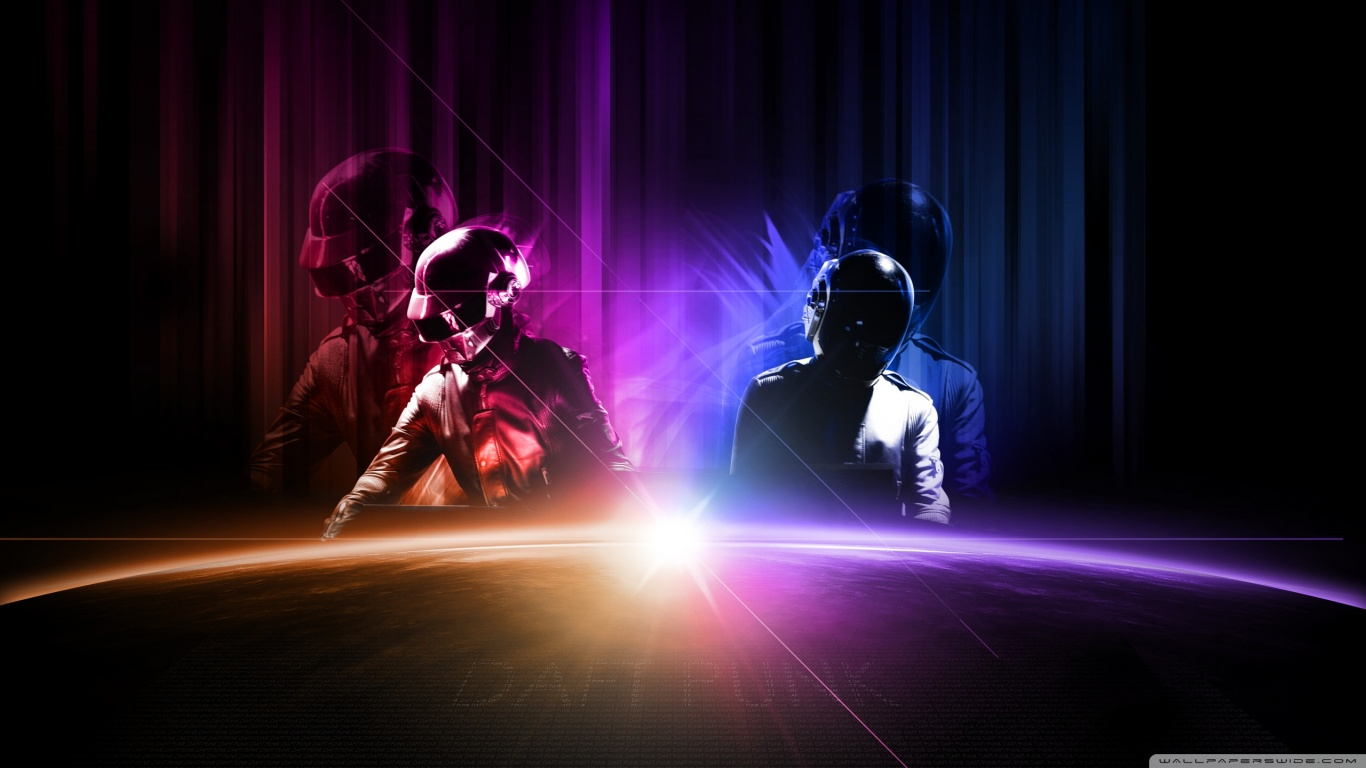 Daft Punk Live HD desktop HD Wallpaper
