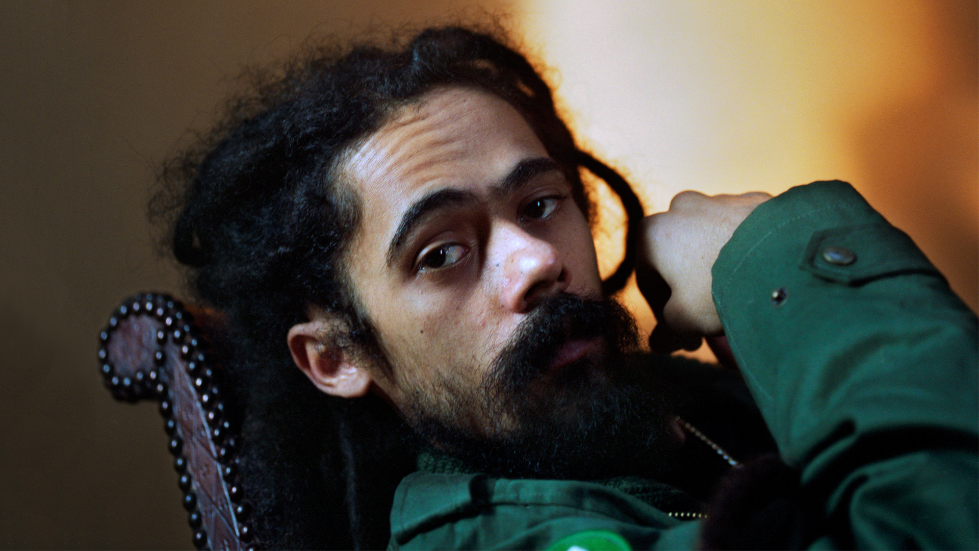 Damian Marley backdrop HD Wallpaper
