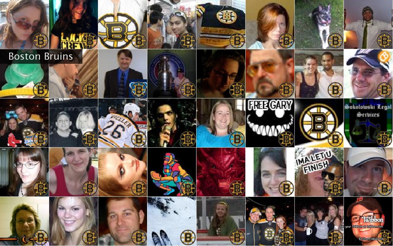 Boston Bruins   Resources   Boston Bruins Twibute 50 HD Wallpaper