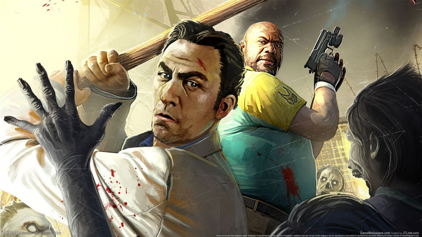 left 4 dead 2 06  HD Wallpaper