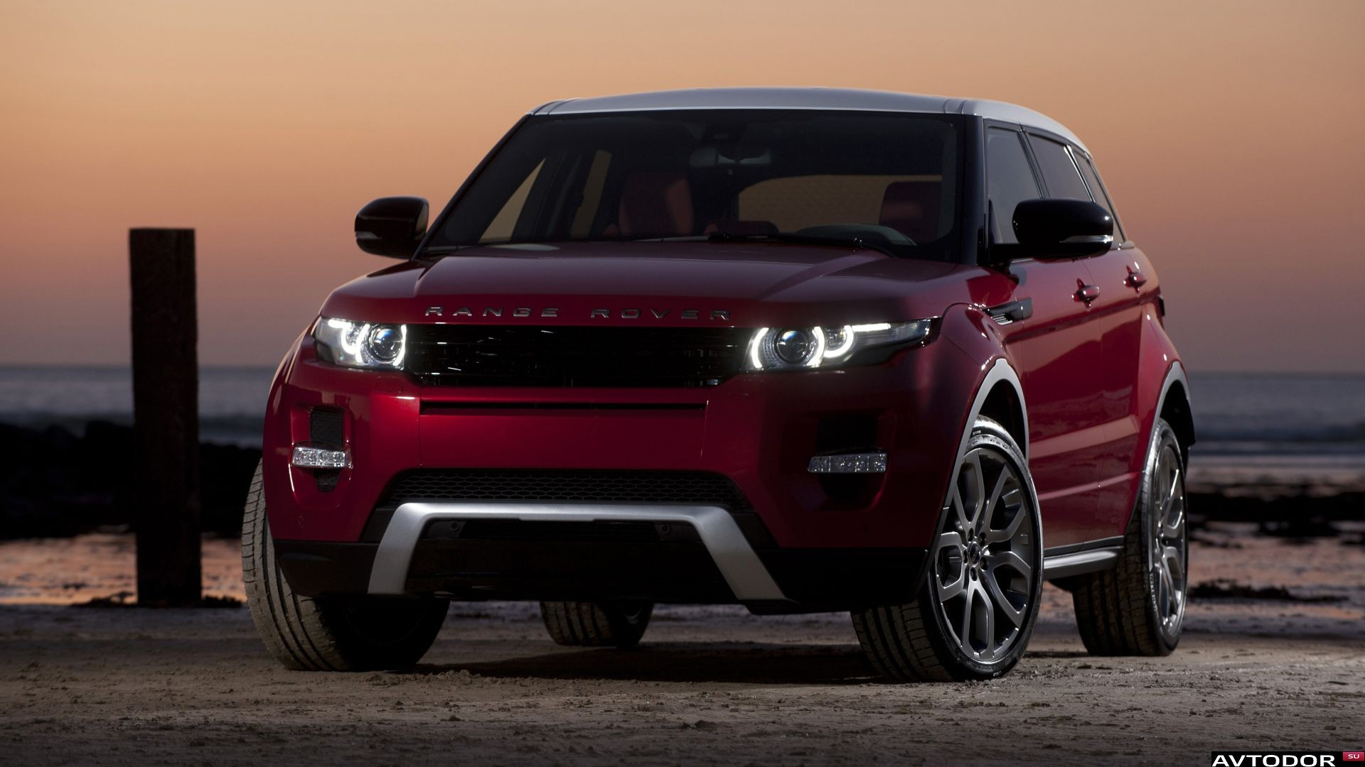 Range Rover Evogue HD Wallpaper