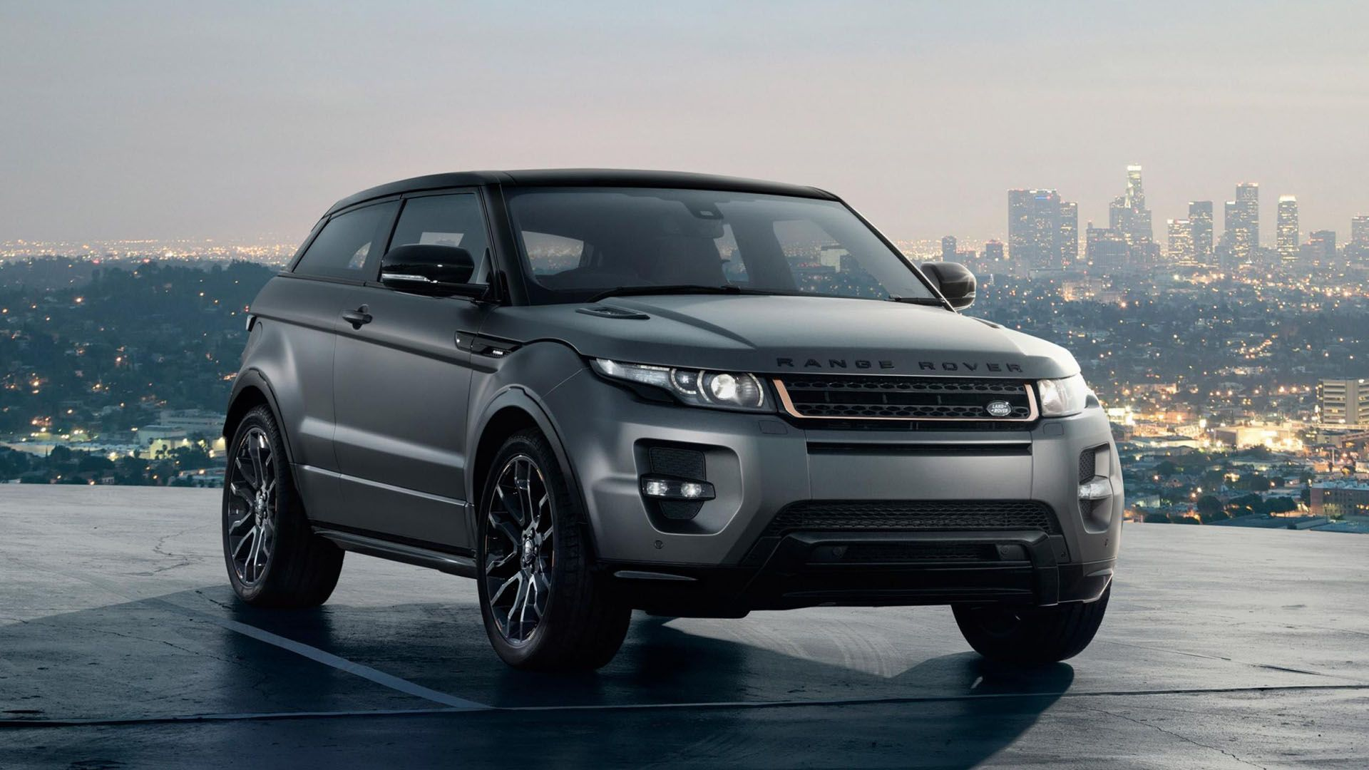 2012 Evoque Land Rover HD Wallpaper