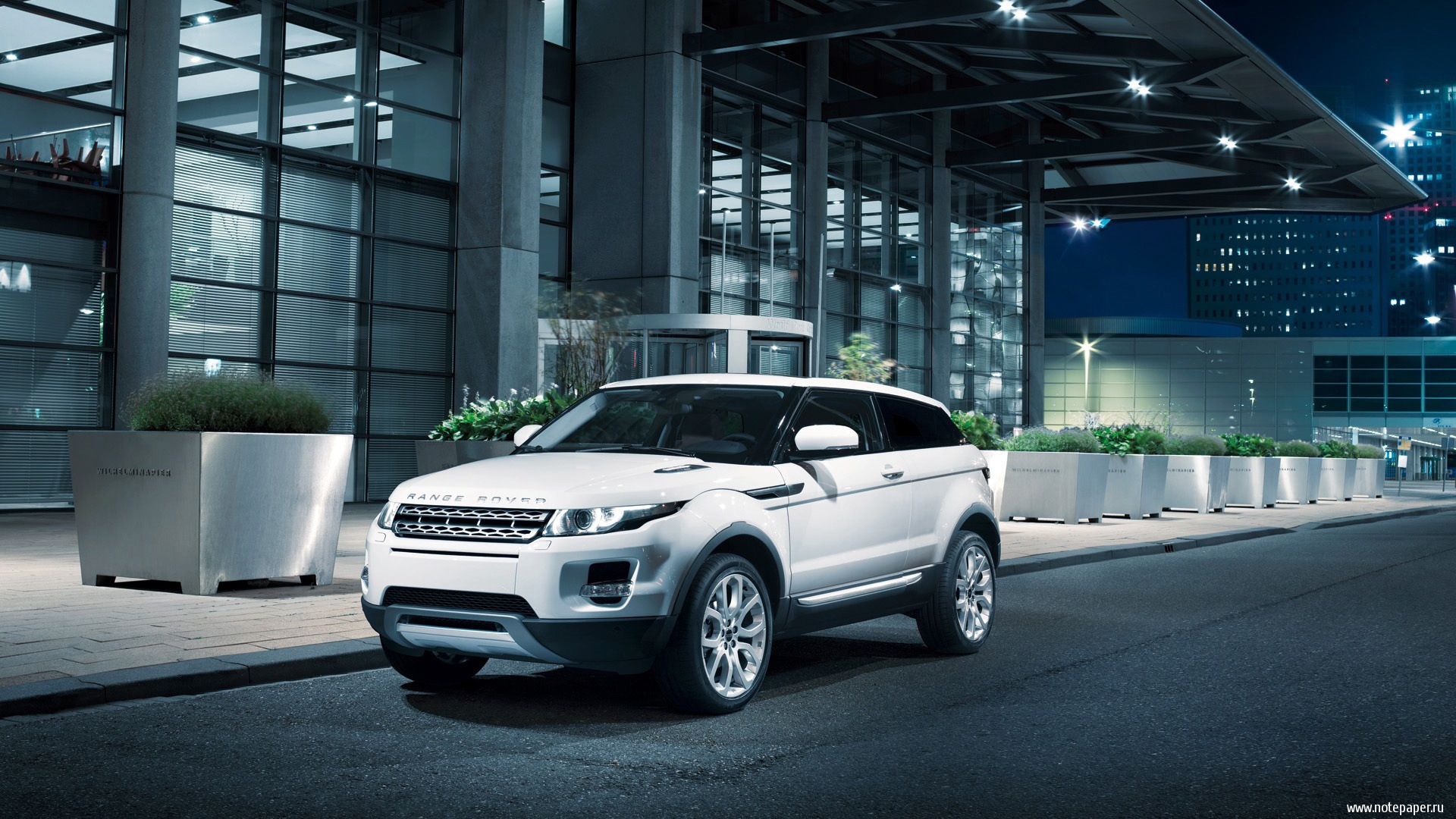 Range Rover Evoque Picture HD Wallpaper