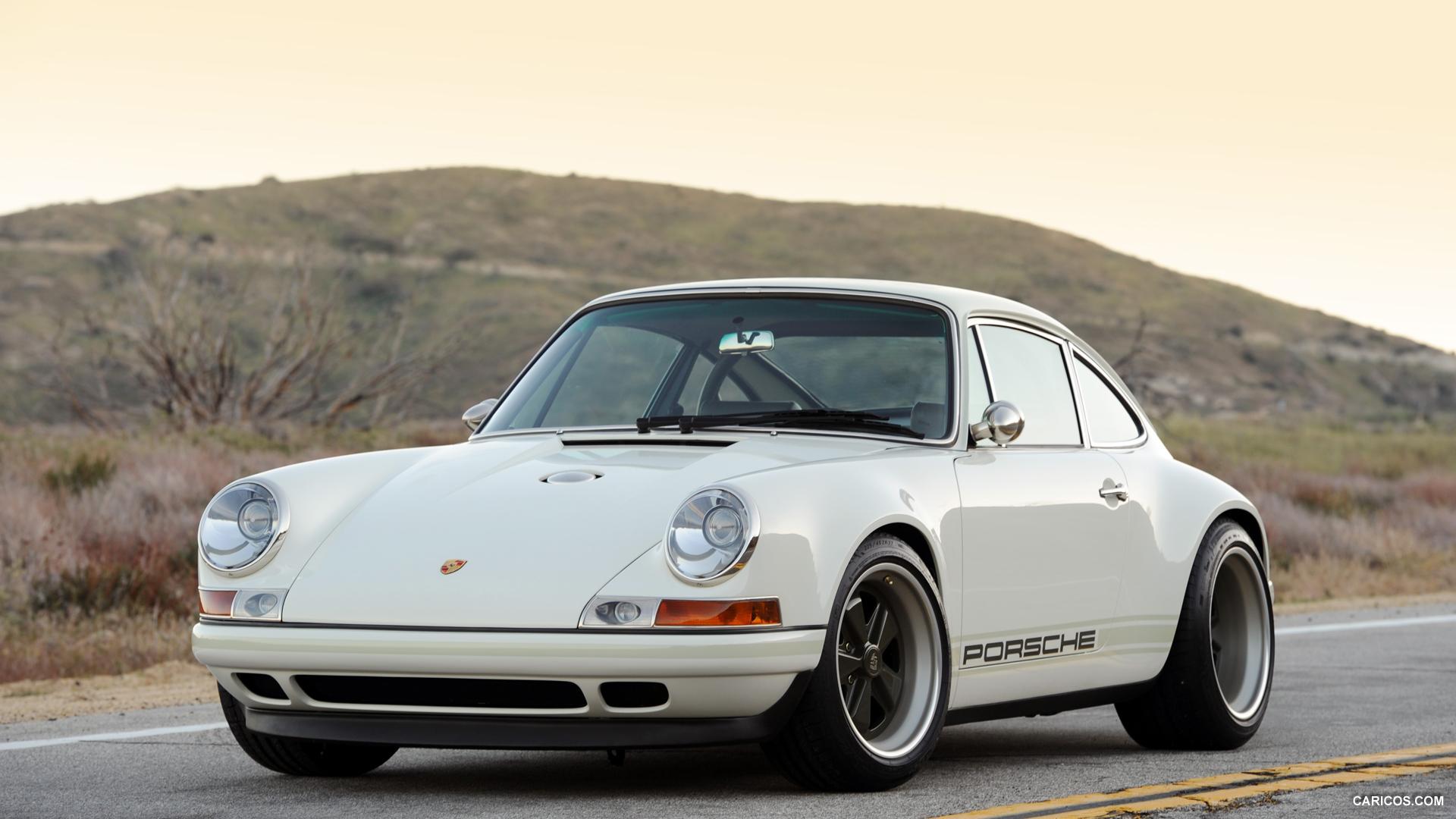 Singer Porsche 911  HD Wallpaper