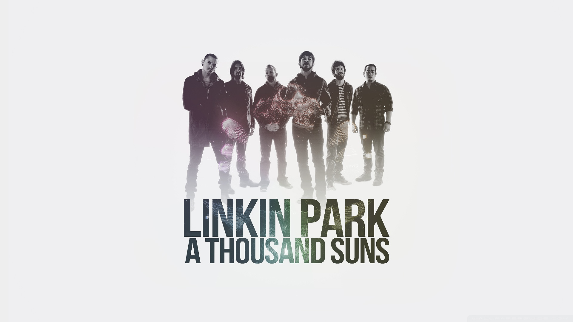 Linkin Park A Thousand Suns HD Wallpaper
