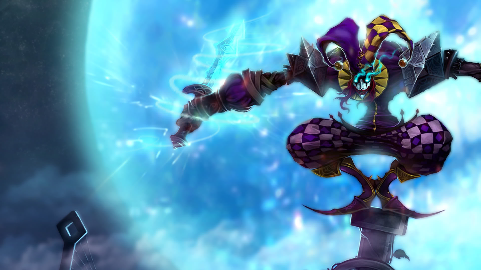 Lol League Of Legends Shaco HD Wallpaper