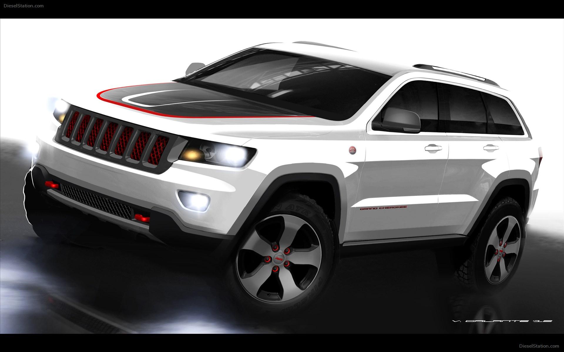 Free Download Landi Jeep HD Wallpaper