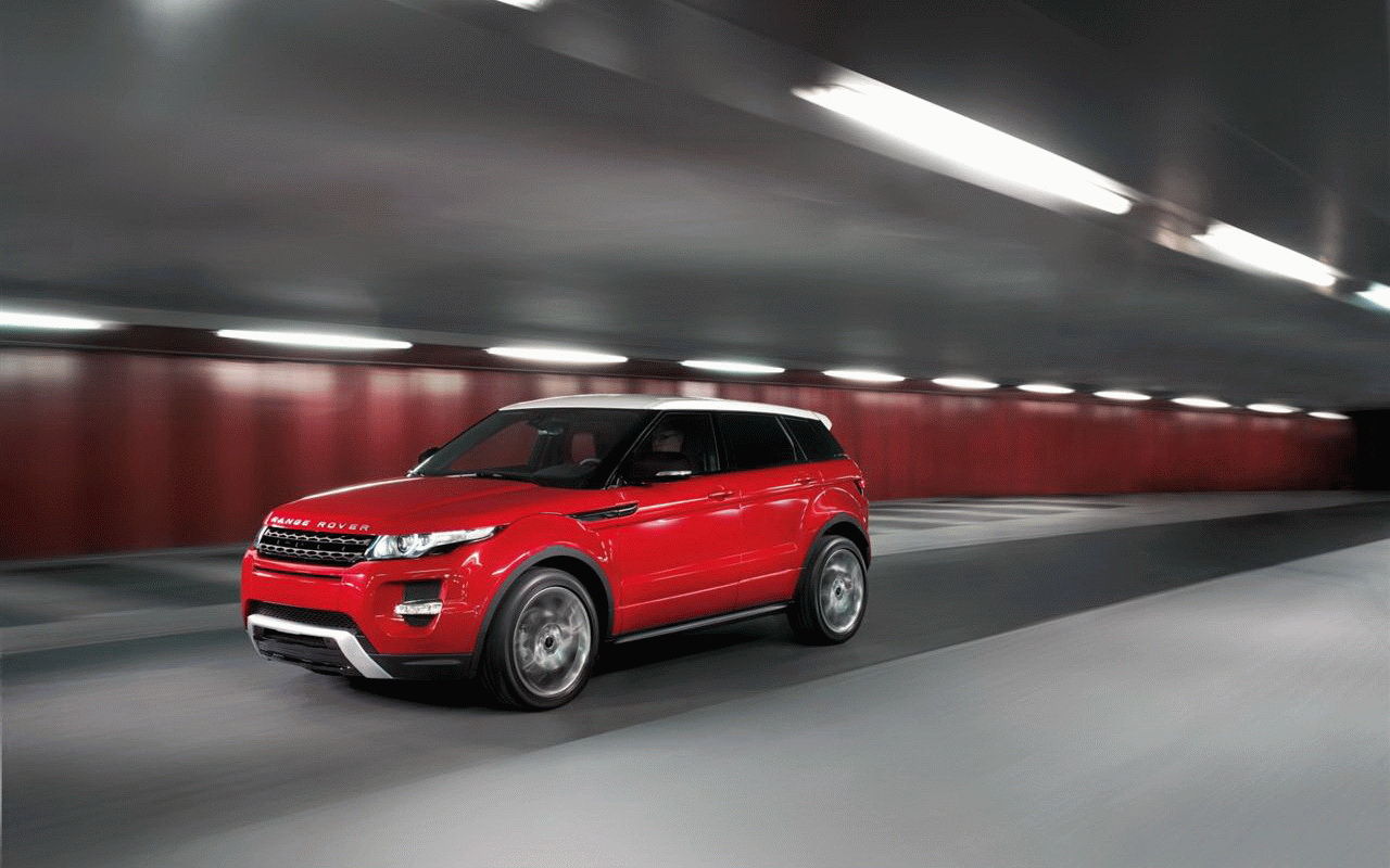 The Range Rover Evoque is a Compact SUV from Land Rover  part of Tata s HD Wallpaper