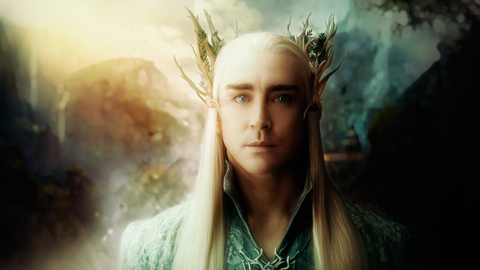 Thranduil Lee Pace  The HD Wallpaper