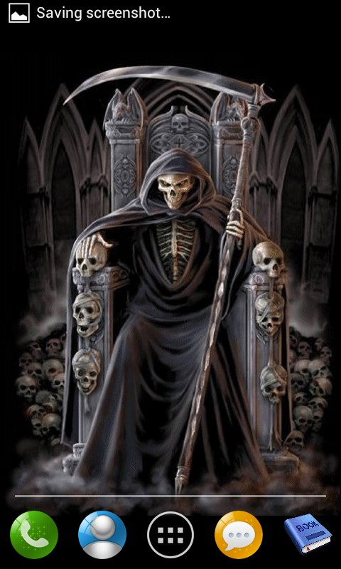 Download Death throne free for HD Wallpaper