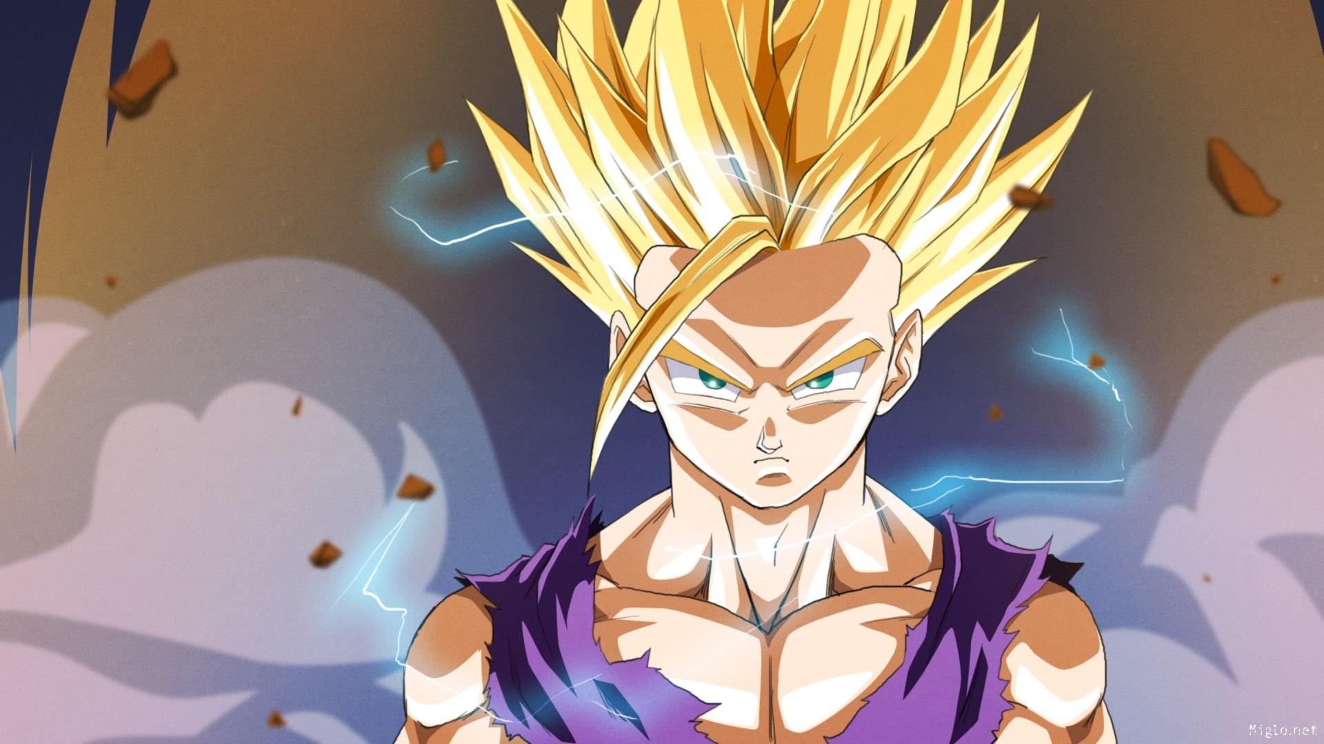 Son Gohan Dragon Ball Z super HD Wallpaper