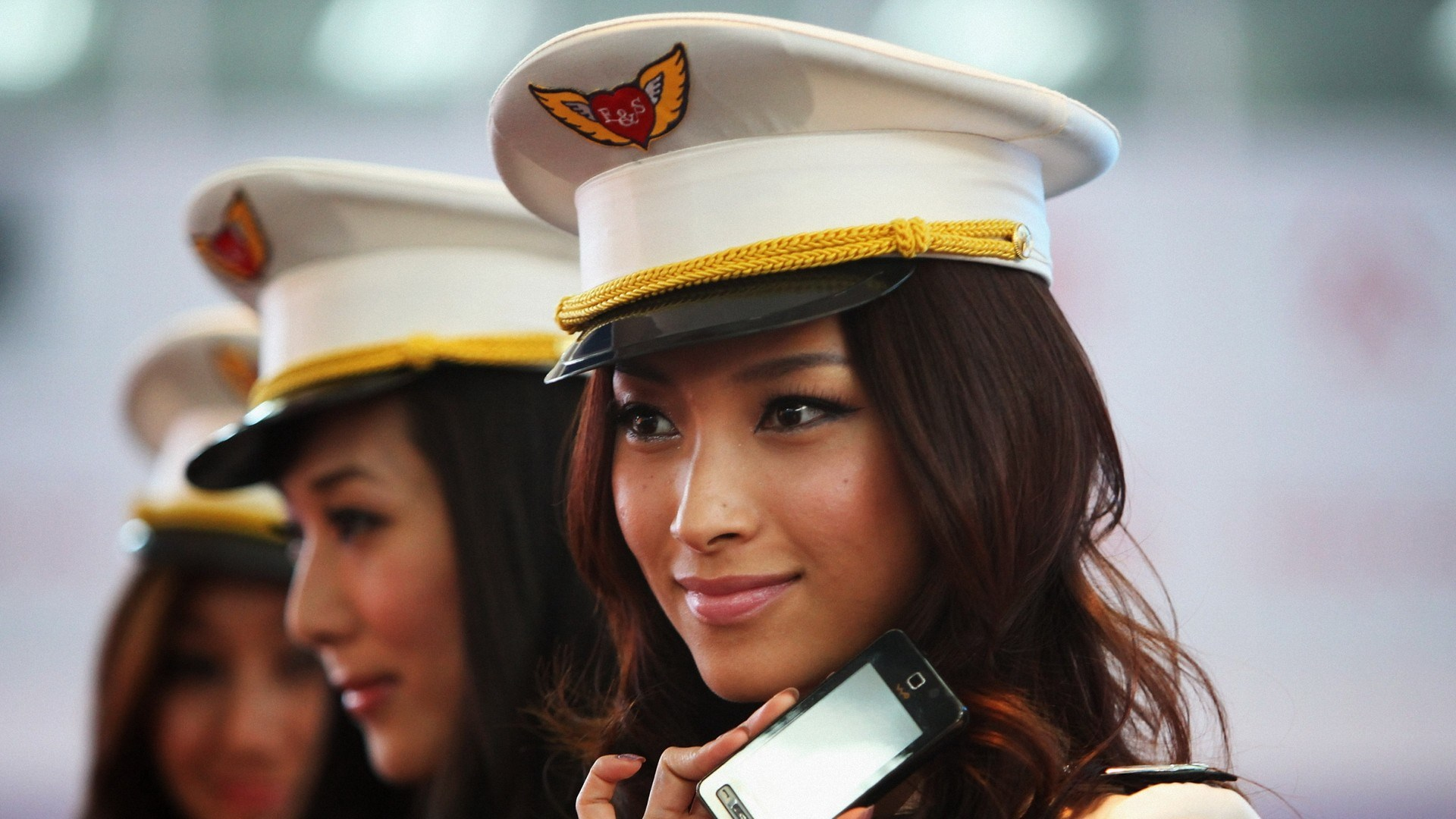 Chinese Models Girls HD HD Wallpaper