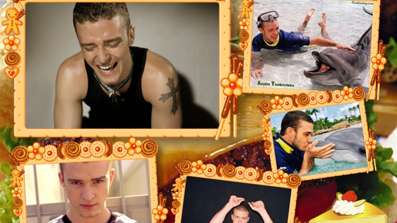 Justin Timberlake 24269 HD Wallpaper