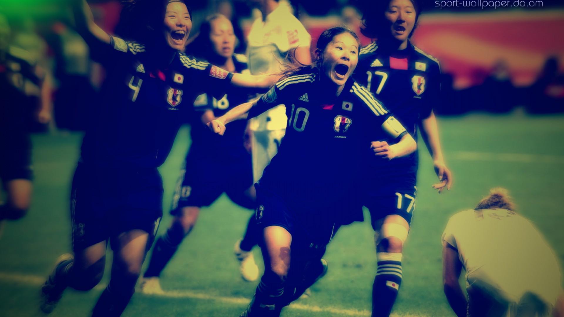 Japan Women s Football Team HD Wallpaper