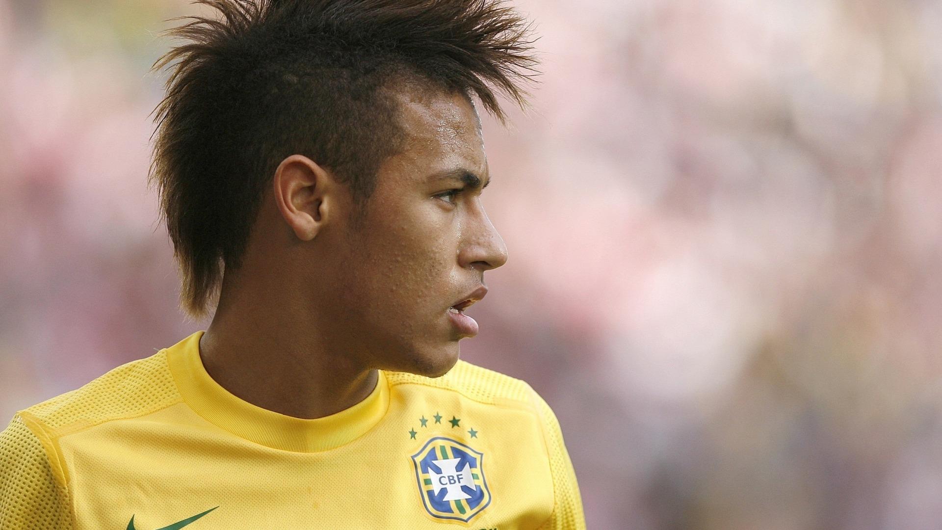 Neymar Brazil Football Team HD HD Wallpaper