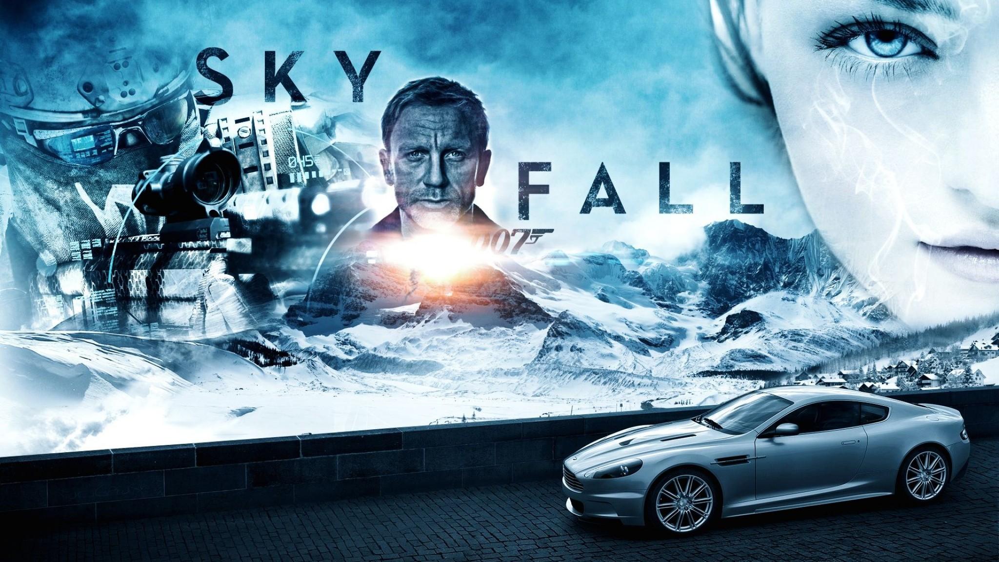 James Bond 007 Wallpaper  The James Bond 007 Dossier