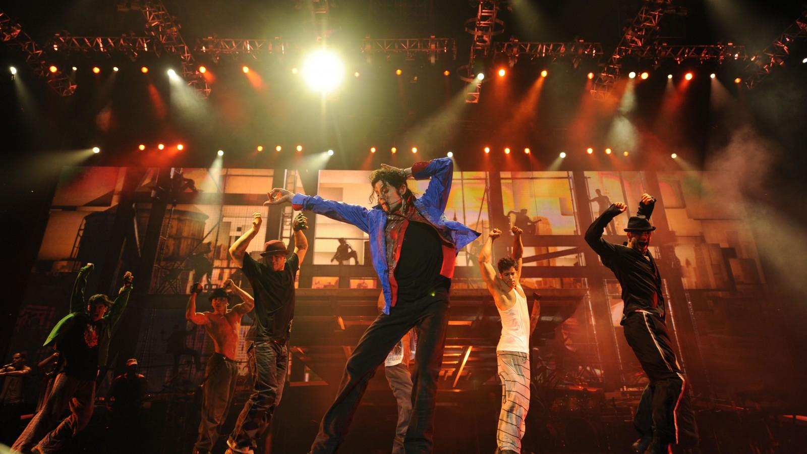 Michael Jackson  Dance HD Wallpaper