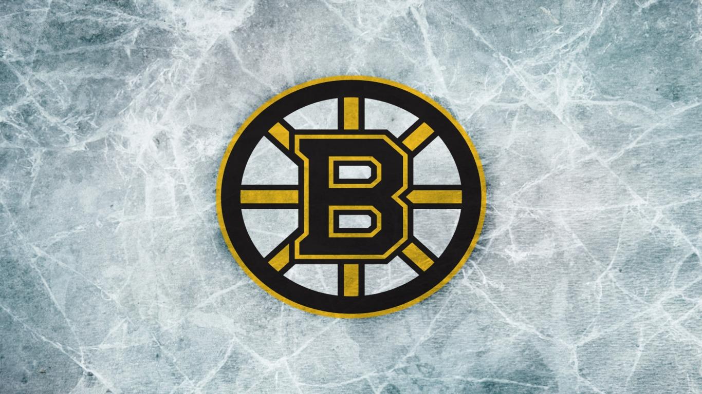 Boston Bruins Ice Hockey Pittsburgh Free 1366x768 Resolution HD Wallpaper