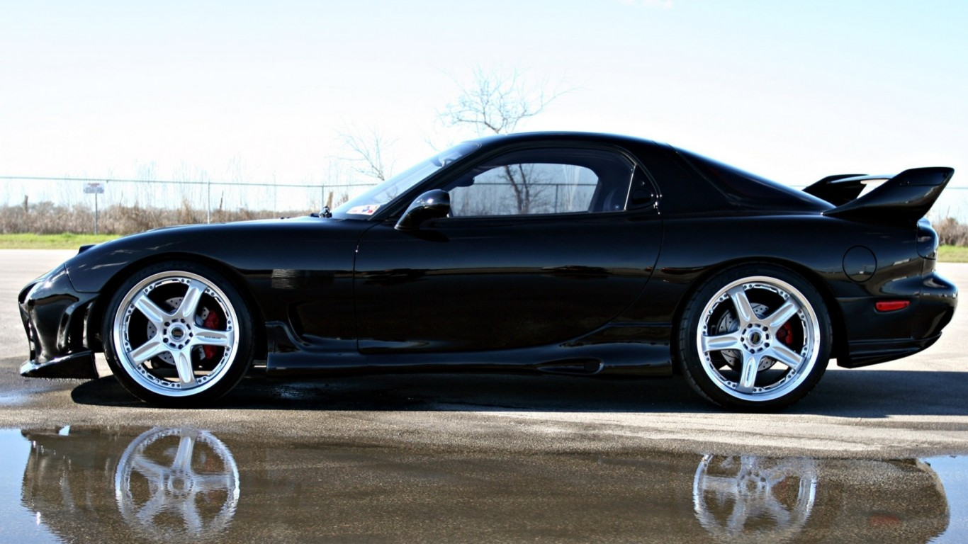 Mazda RX7 HD Wallpaper