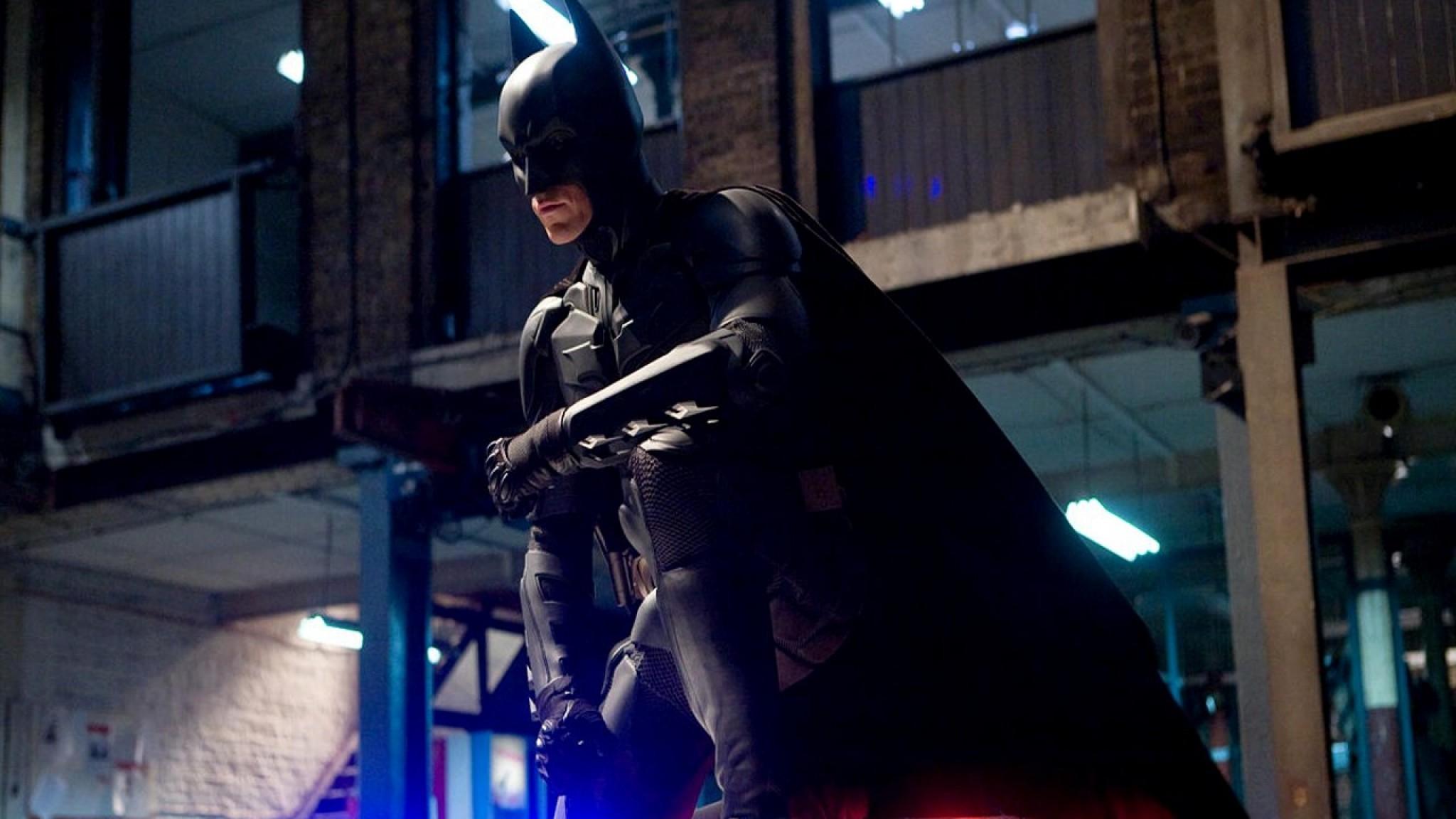 Batman  Christian Bale Batman  HD Wallpaper