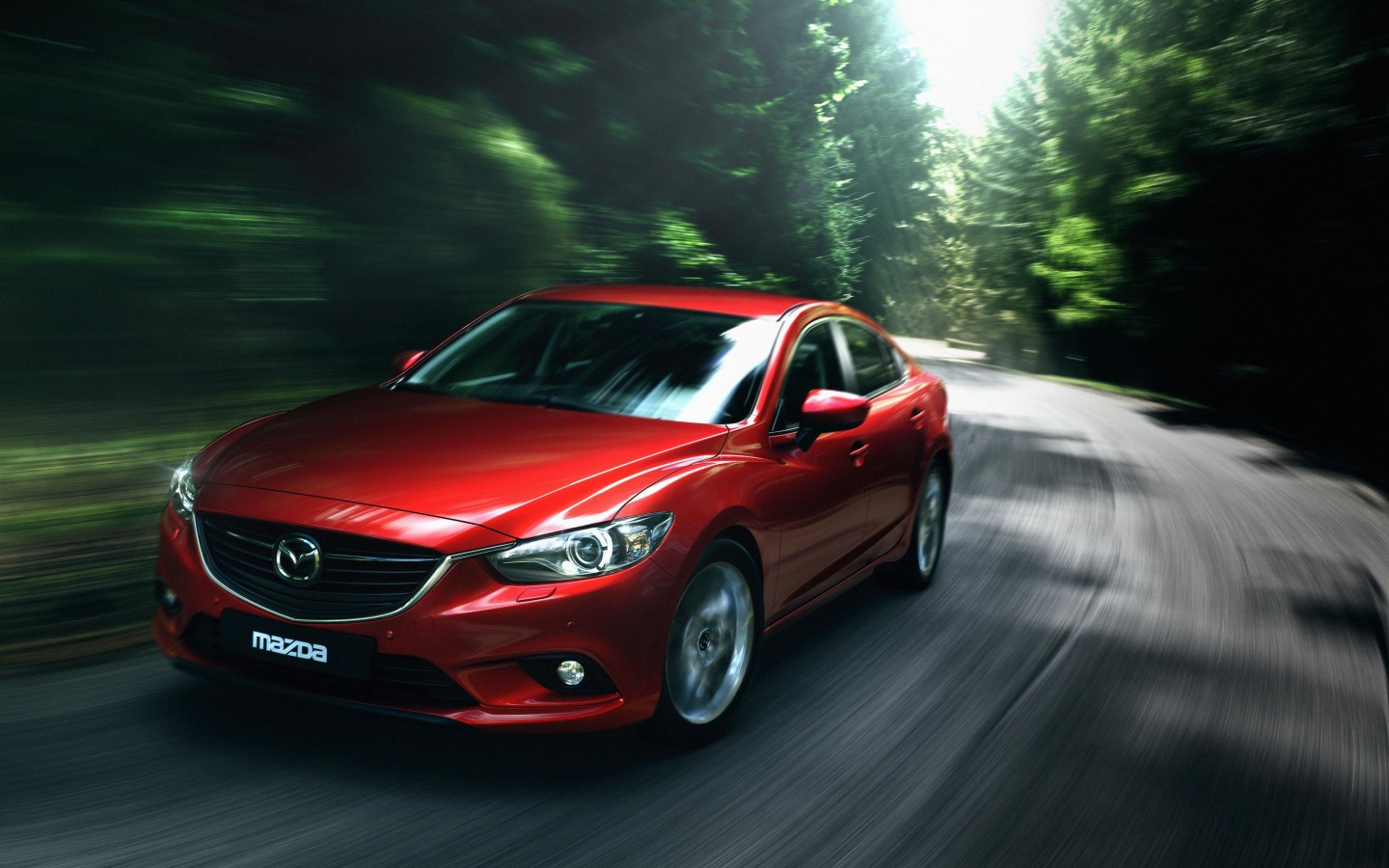 2014 Mazda6 Sedan 05 HD Wallpaper