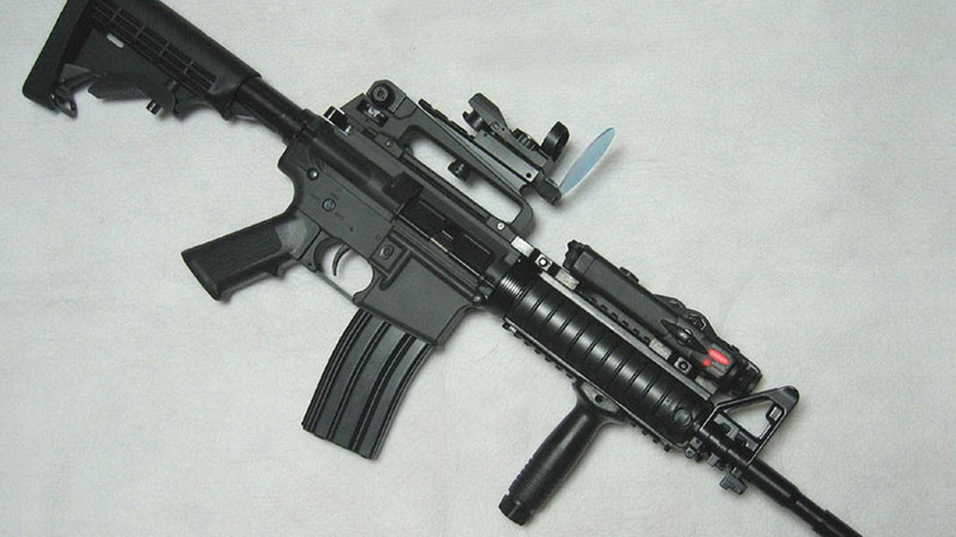 Hq Gun And Weapon  HD Wallpaper