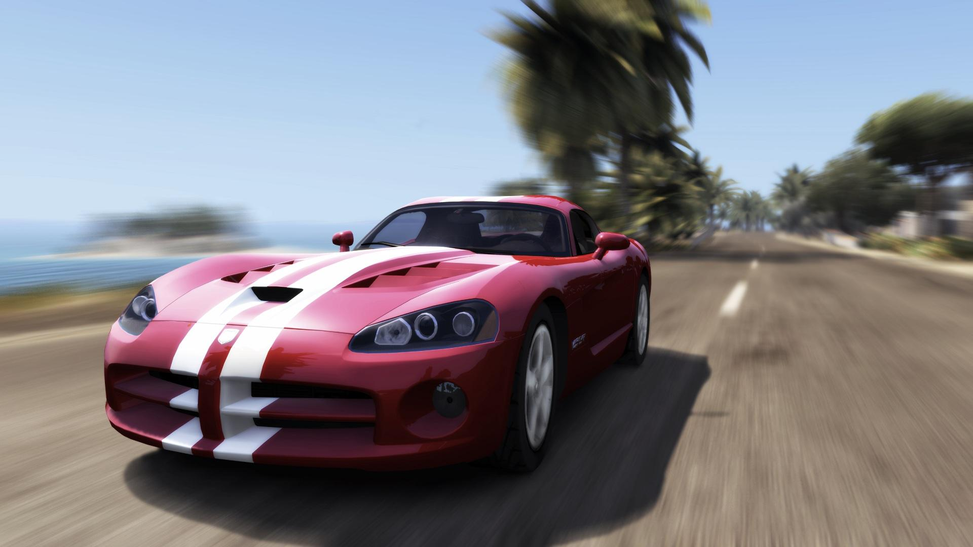 Test Drive Unlimited 2 on HD Wallpaper