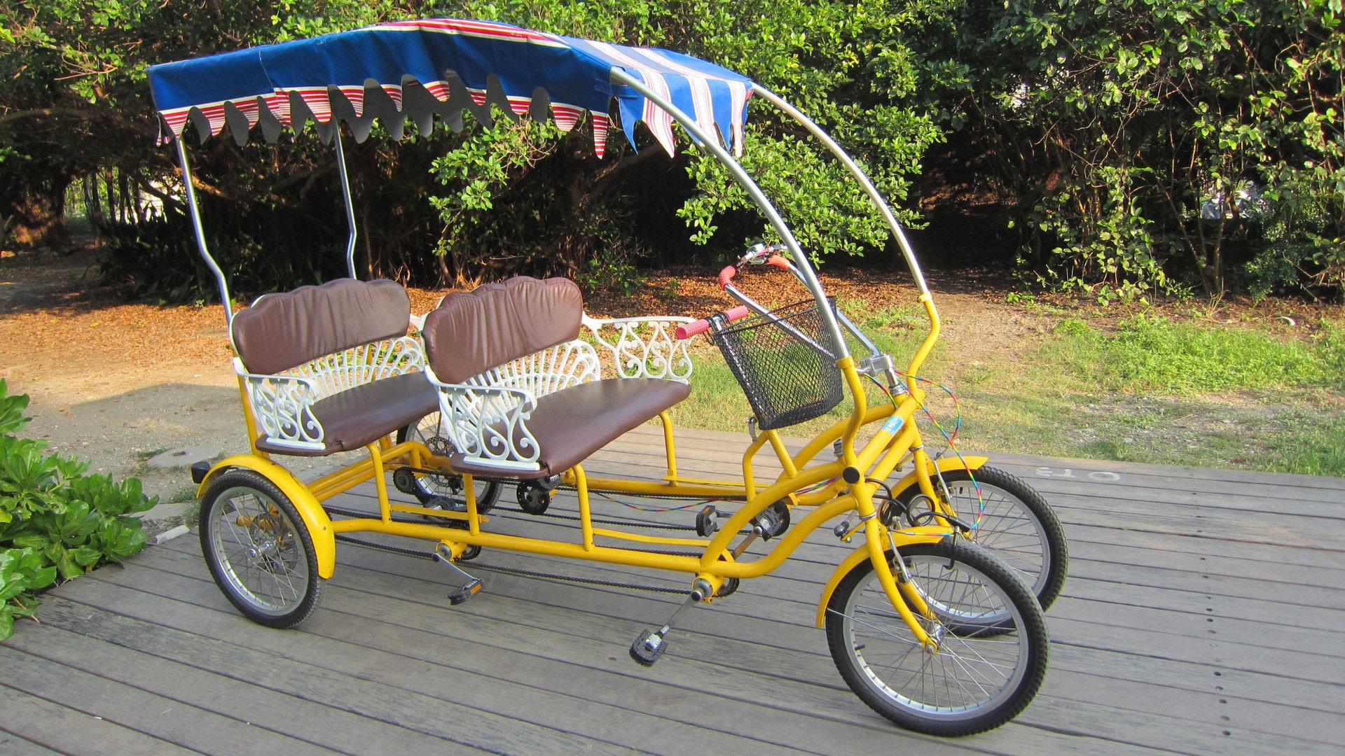 Как сделать 4 колесный велосипед своими руками