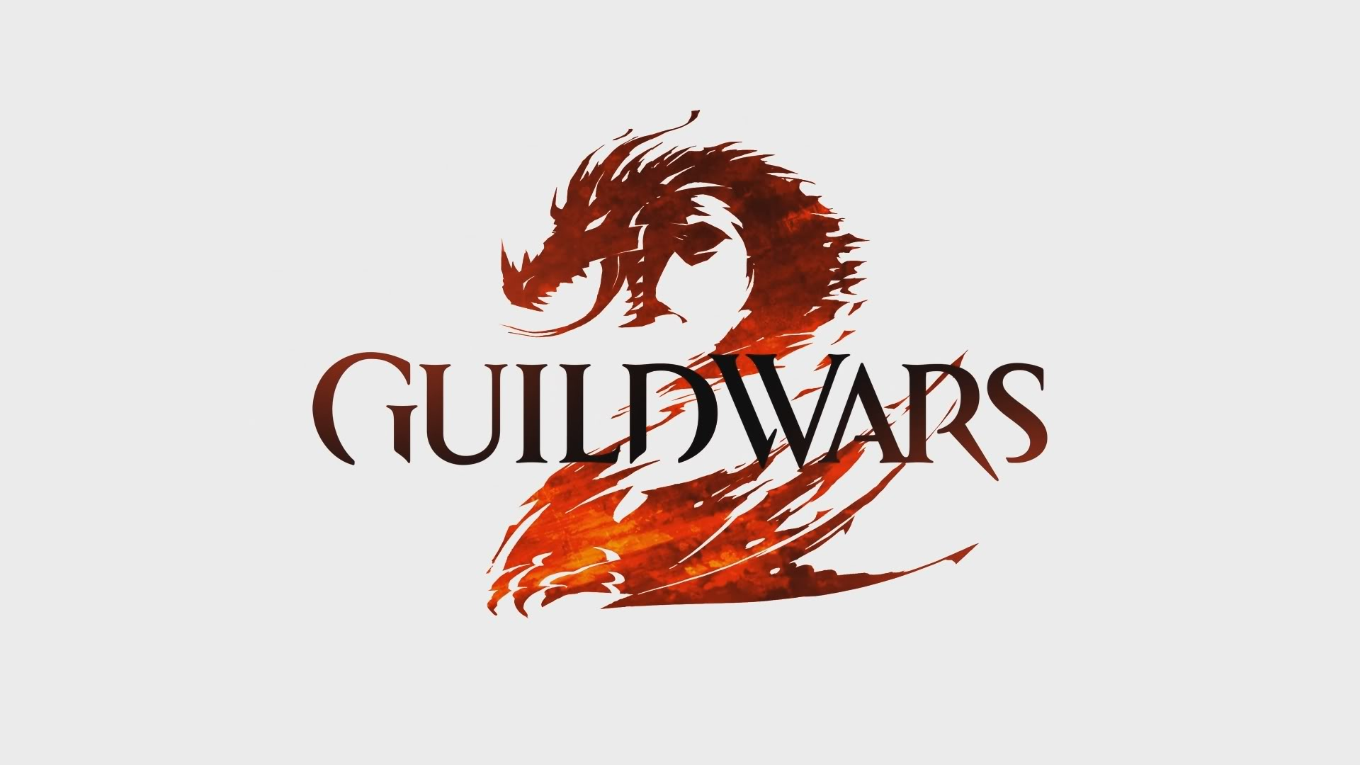Guild Wars 2 Logo 4106 Hd HD Wallpaper