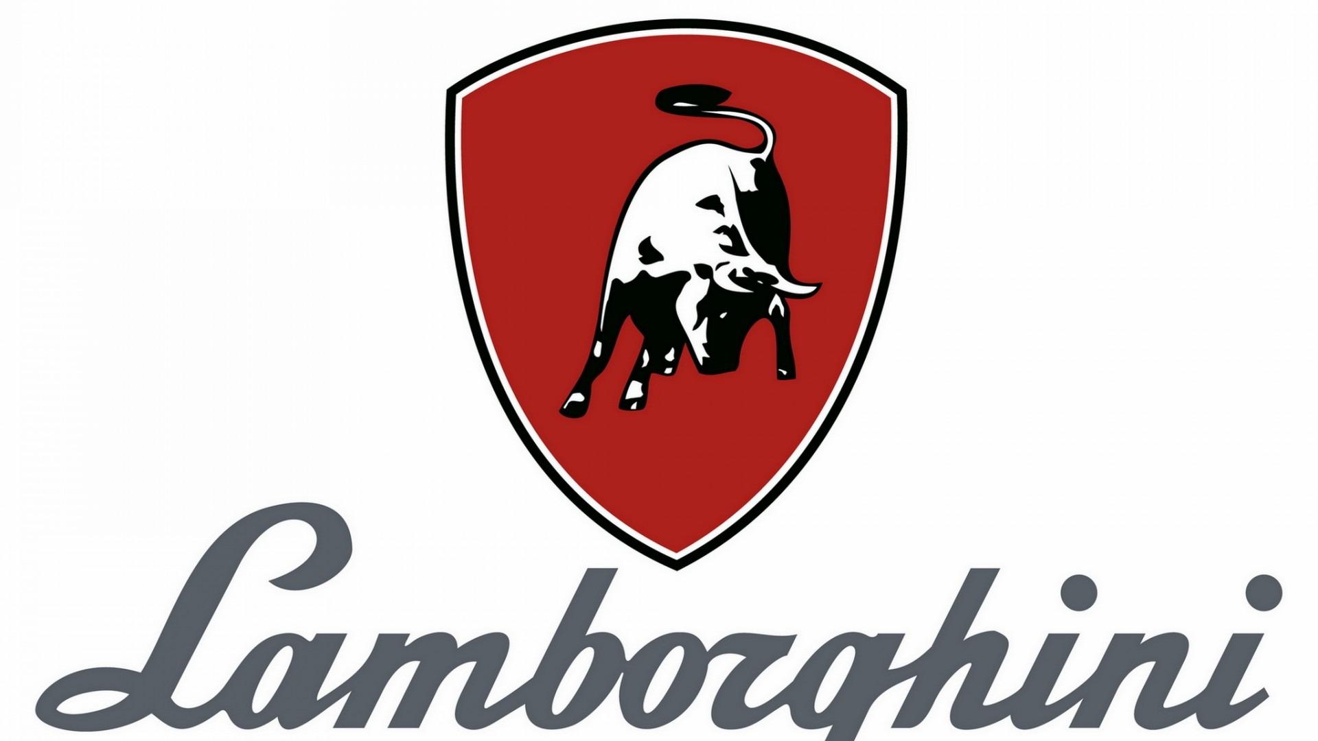 Lamborghini Logo HD 1080p HD Wallpaper