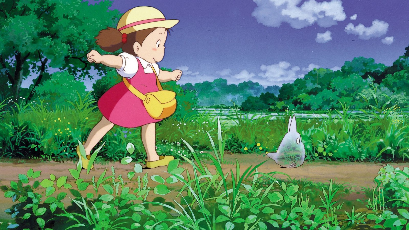 Anime My Neighbor Totoro  5  HD Wallpaper