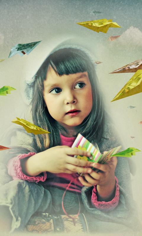cute girl   mobile9 HD Wallpaper