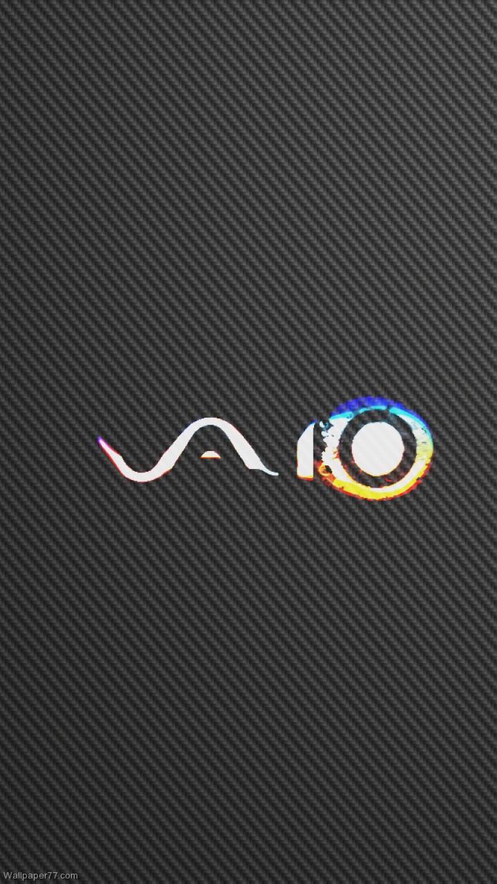 Sony Vaio Carbon  720x1280 HD Wallpaper