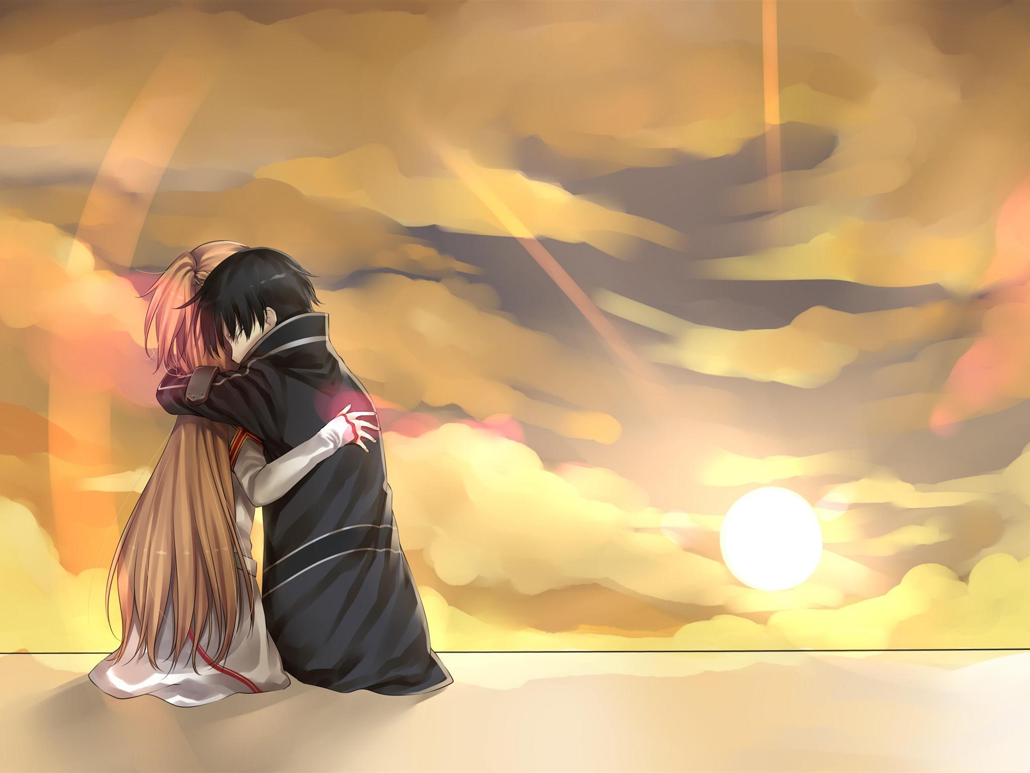 Sword Art Online 2048x1536 Picture   Anime  Yuuki Asuna  HD Wallpaper