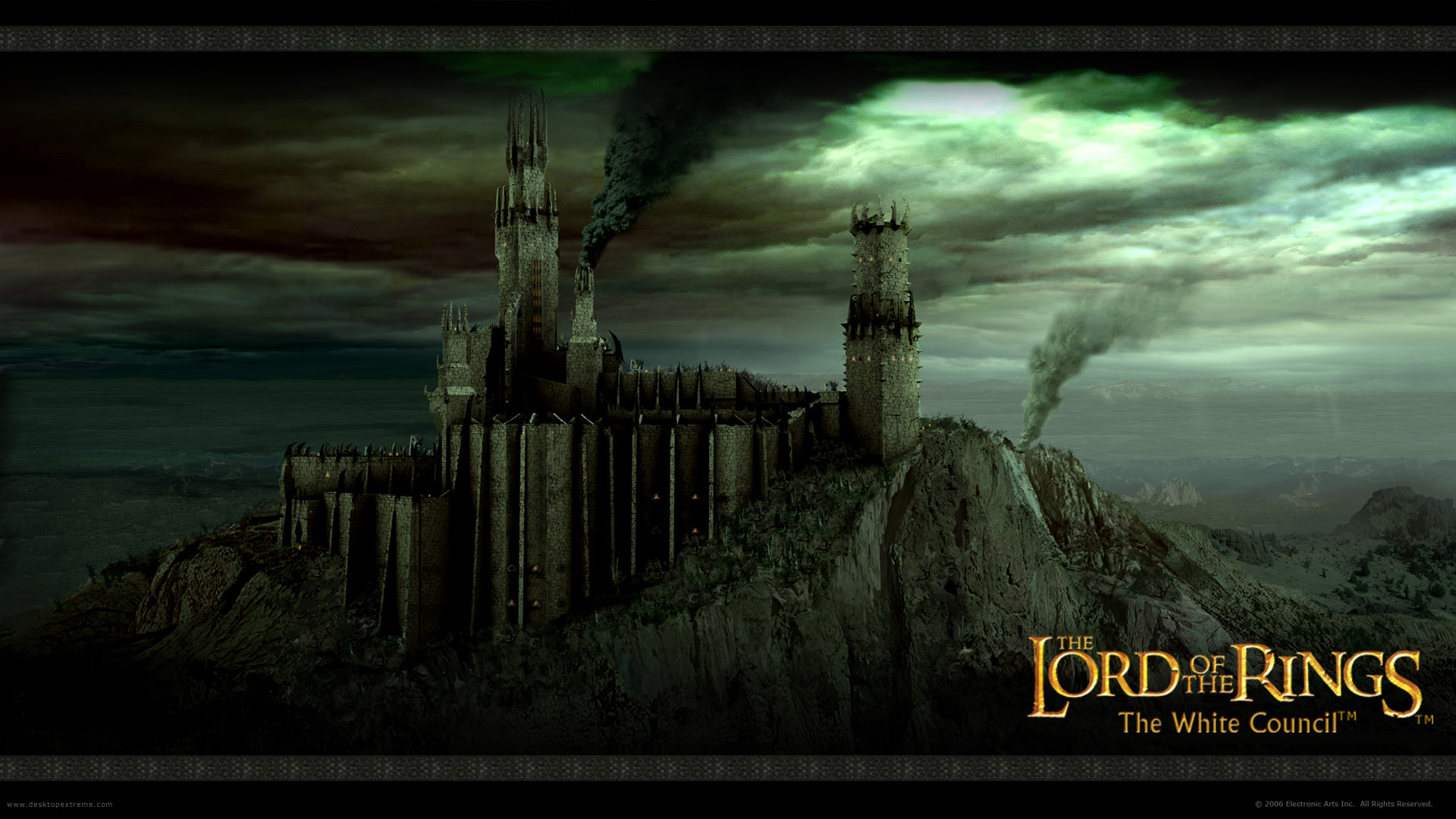 Lord Of The Ring Newsthe Here HD Wallpaper