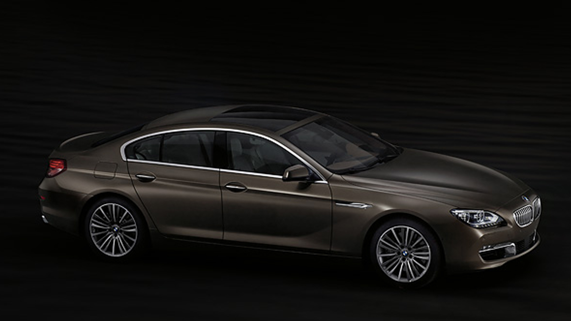 2012 All New BMW 6 Series Grand Coupe   Freak Wheel HD Wallpaper