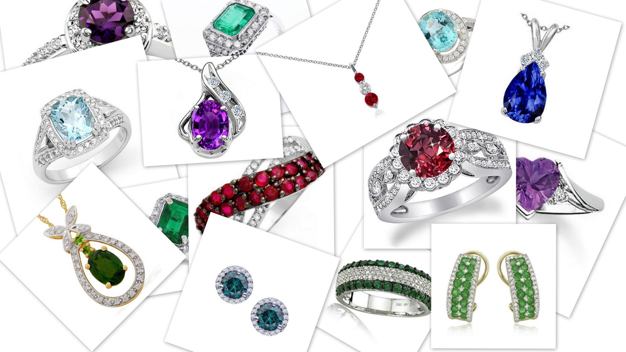 What would you like your next diamond jewellery purchase to be   HD Wallpaper