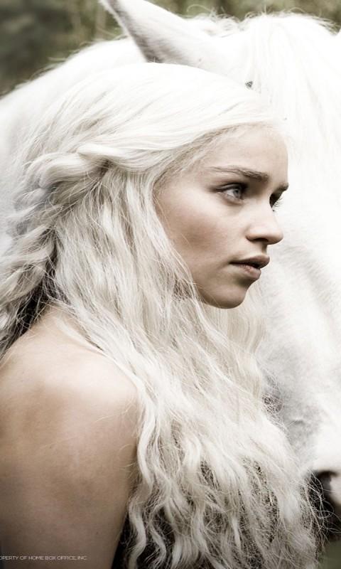 Daenerys Targaryen    Design HD Wallpaper