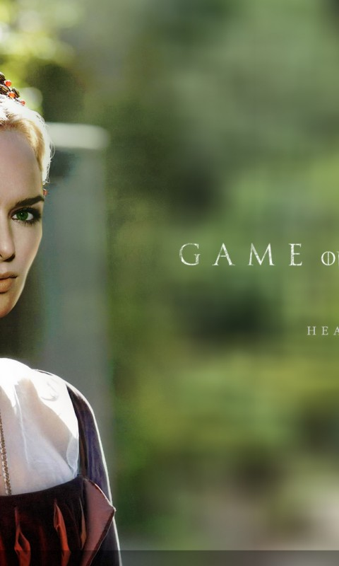 Lena Headey as Cersei Lannister in Game of Thrones   HD Desktop HD Wallpaper