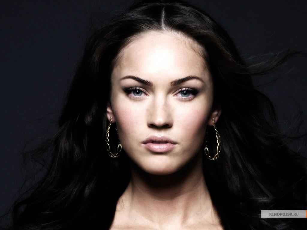Megan Fox Beautiful Face  Download HD Wallpaper