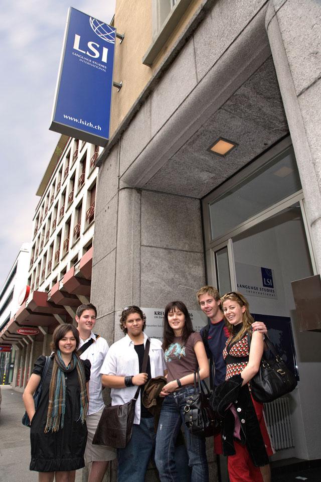 Language School in Zurich   Language Studies International LSI HD Wallpaper