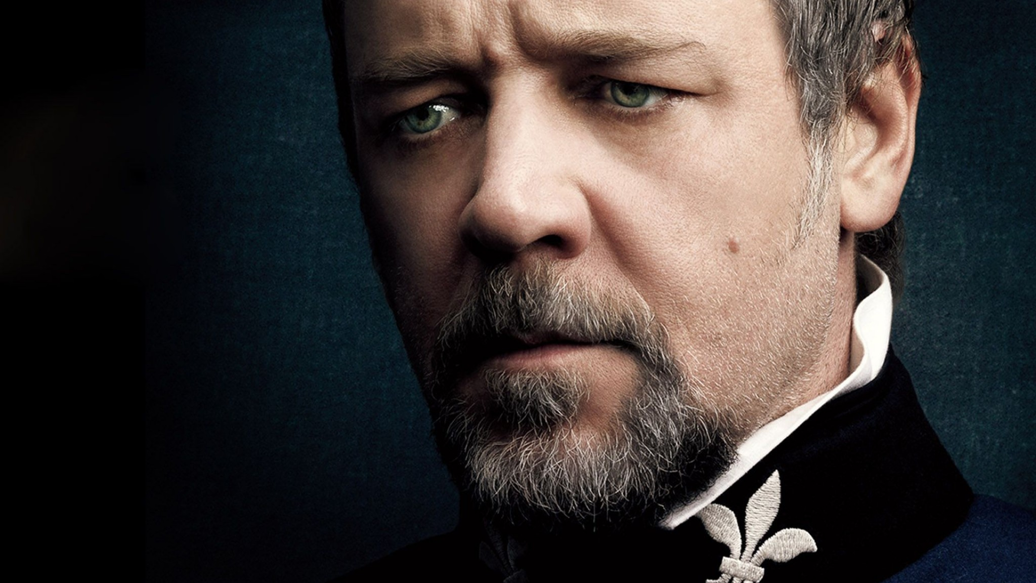 Les Miserables  Russell Crowe HD Wallpaper