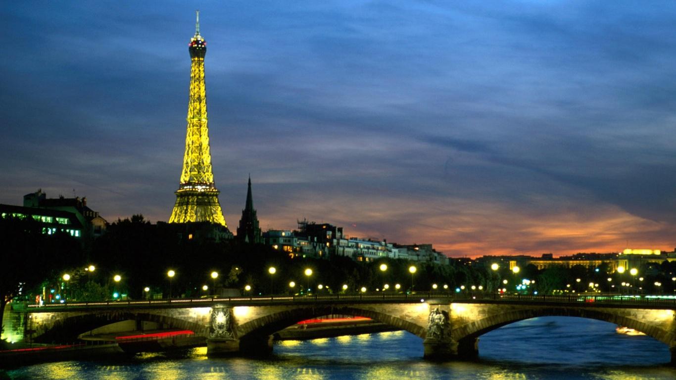 Paris  Eiffel Tower 1920x1080  download   Desktop HD Wallpaper
