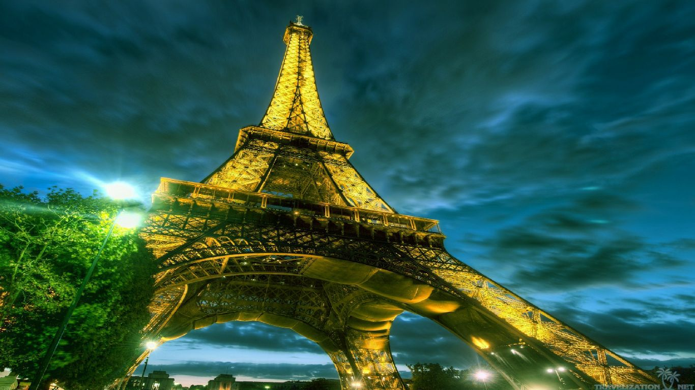 Beautiful Examples Of Eiffel Tower    Travelization HD Wallpaper